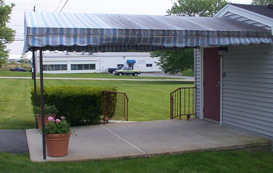 Awning Cleaning Cleaning Awning Fabrics Residential