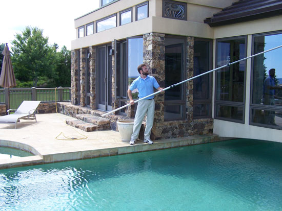 Pure Water Technology Window Cleaning Services